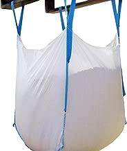 Jumbulk & Secbolt FIBC Bulk Bag, U Panel One 1 Ton Bag, Sand Bag, 35