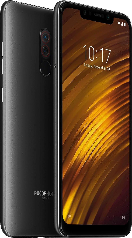 Xiaomi Pocophone F1 128GB Graphite Black, Dual Sim, 6GB RAM, Dua