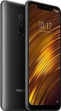 "Xiaomi Pocophone F1 128GB Graphite Black, Dual Sim, 6GB RAM, Dual Camera, 6.18"", GSM Unlocked Global Model, No Warranty"