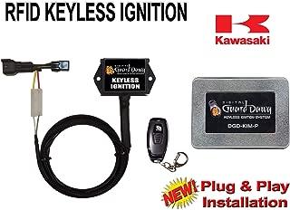 Keyless Ignition for Kawasaki-Vulcan 1500-2000cc