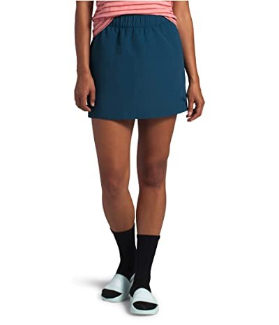 The North Face Class V Skort (Blue Wing Teal) Women