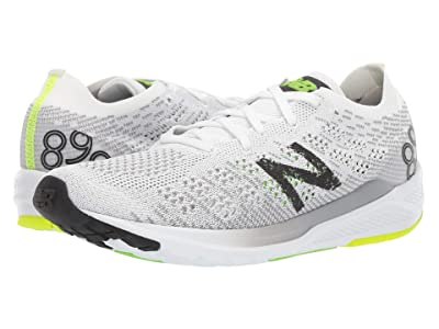 New Balance 890V7 (White/Black) Men