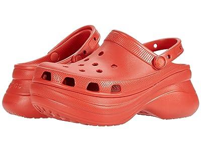 Crocs Classic Bae Clog (Spicy Orange) Women