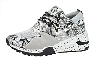 LUCKY STEP Women's Climbing Hiking Retro Jogger Cliff Sneakers Running Sport Trainer Shoes