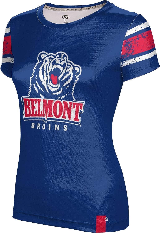 ProSphere Belmont University Girls' Performance T-Shirt (End Zone)