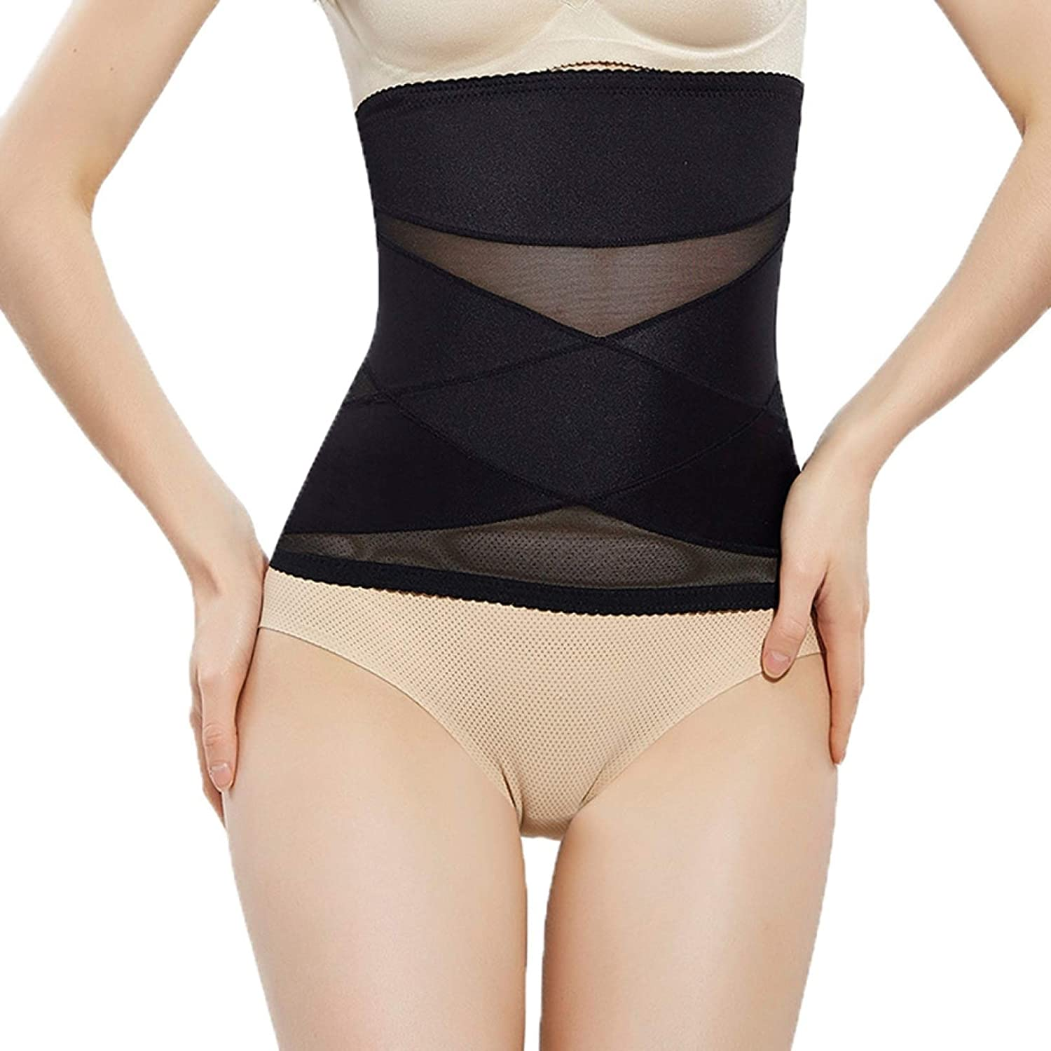 Woman Shapewear Cincher Limited price sale Stretchy Ranking TOP8 Band Flexible Belly Hourglass