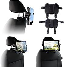 Navitech portable DVD player / Netbooks / Notebooks / Tablet pc & Laptop in Car Headrest / Back Seat Black Expandable Firm...