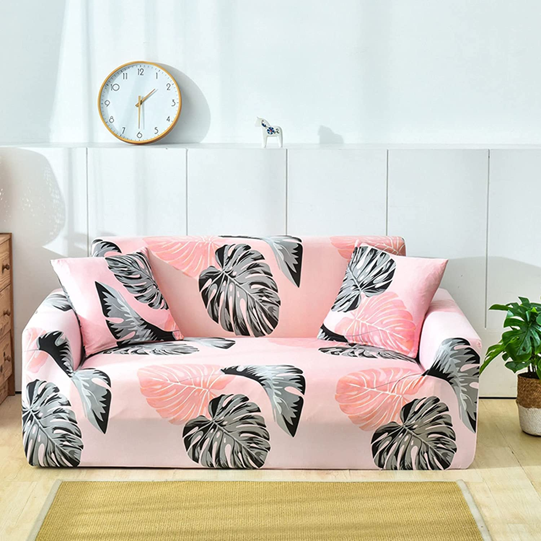 HJFGIRL Printed Stretch Sofa Ranking Mesa Mall TOP14 Cover Cou Elastic Polyester Spandex