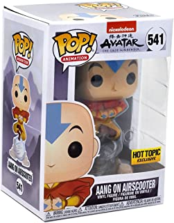 Avatar: The Last Airbender - Aang on Airscooter Pop! Exclusive