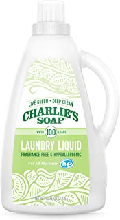 Best charlie's soap laundry powder Reviews