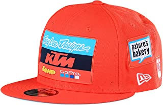 GENUINE KTM TLD TEAM HAT ORANGE ONE SIZE UPW190005900