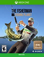 xbox games fishing