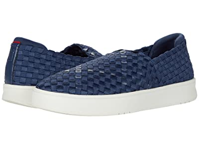 FitFlop Rally Slip-On Leather Espadrilles