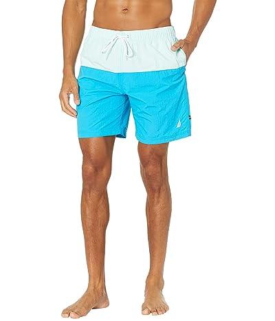 Nautica 8 Two-Tone Swim Shorts