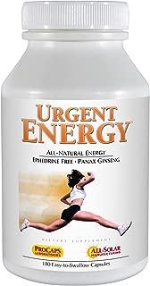 Andrew Lessman Urgent Energy, 180 Capsules