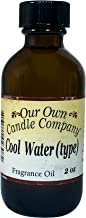 Our Own Candle Company Fragrance Oil, Cool Water, 2 oz