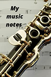 My notes music