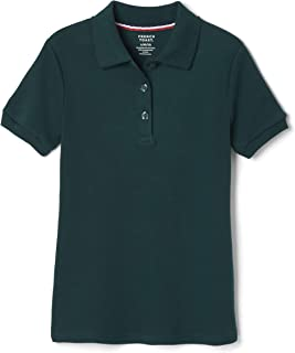 hunter green polo uniform shirts