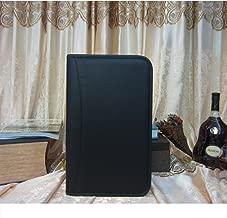 Great Source Leather Portfolio Compendium Binders Folder For A4 File Padfolio …