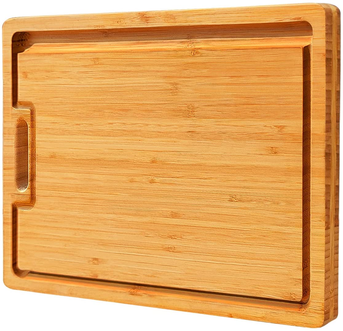 Large Organic Bamboo Cutting Board Shipping included With Gro Juice Design Sales results No. 1 Special
