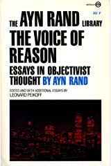 The Voice of Reason: Essays in Objectivist Thought (The Ayn Rand Library) (English Edition) eBook Kindle