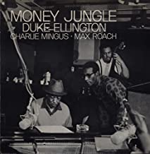 Duke Ellington / Charlie Mingus / Max Roach - Money Jungle - United Artists Jazz LP