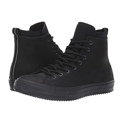 Converse Chuck Taylor All Star Utility Draft Boot Hi (Black/Black/Black) Men