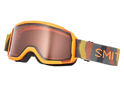 Smith Optics Daredevil Goggle (Youth Fit) (Halo Camo/RC36/Extra Lens Not Included) Goggles