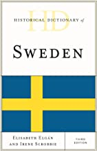 Historical Dictionary of Sweden (Historical Dictionaries of Europe) (English Edition)