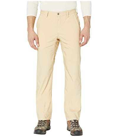 Mountain Khakis Stretch Poplin Pants Slim Fit (Khaki) Men