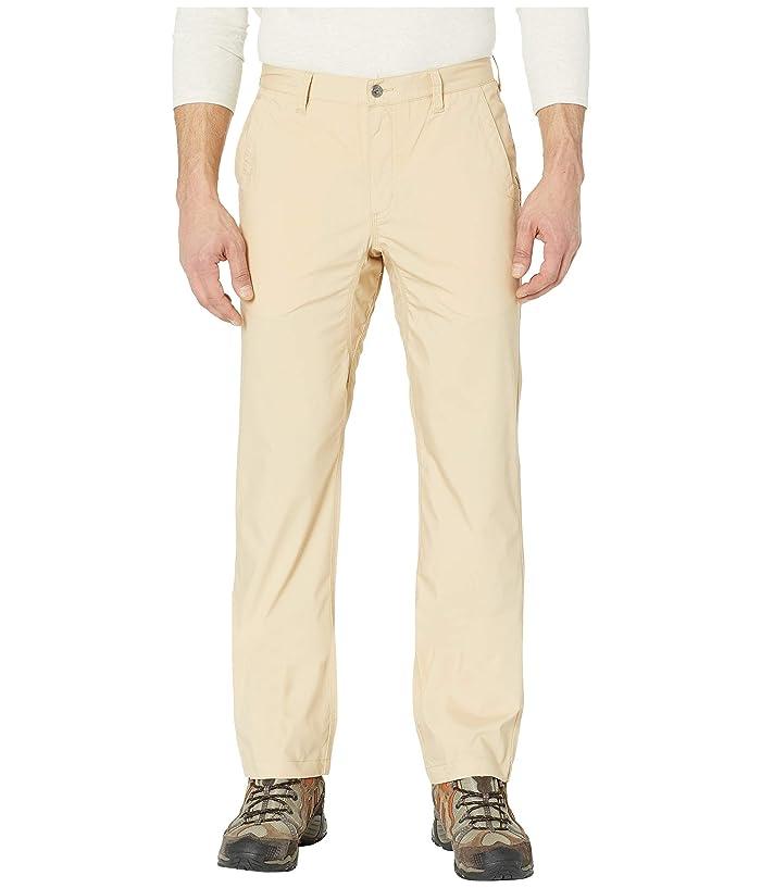 Mountain Khakis Stretch Poplin Pants Slim Fit (Khaki) Men