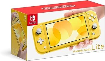 Nintendo Switch Lite Console (Yellow)