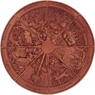 Sacred Source Wheel of The Year Plaque