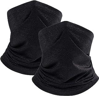 Koolip Summer Neck Gaiter Scarf, Cooling Breathable Soft UV Face Mask Balaclava …