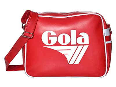 Gola Micro Redford (Red/White) Messenger Bags