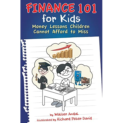 64a541346 Finance 101 for Kids  Money Lessons Children Cannot Afford to Miss