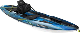 Pelican Sit-on-Top Kayak - Sentinel 100X - 9.5 Feet - Lightweight one Person Kayak