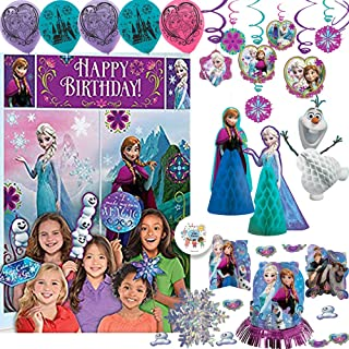 Best frozen birthday party kit Reviews