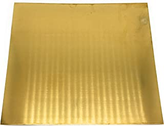 Jewelers Bronze Sheet 24 Gauge for Jewelry Making