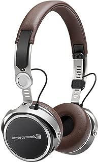 beyerdynamic Aventho Wireless on-ear headphones with sound personalization - brown