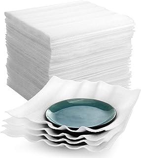 Cushion Foam Sheets, UCGOU 12 x 12 Inch Foam Cushion Wrap Sheets Cushioning for Moving Storage Packing and Shipping Suppli...