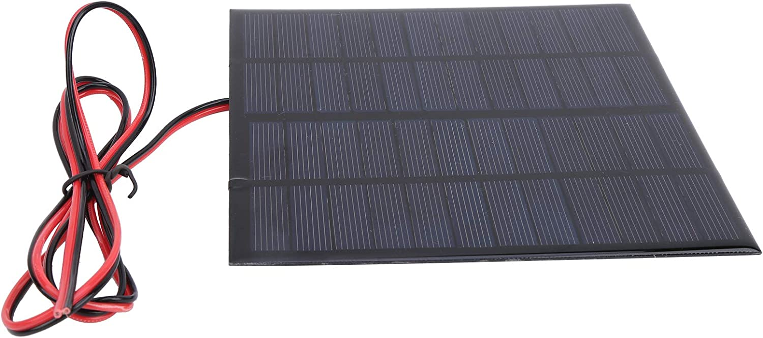 Max 58% OFF Ranking TOP20 High Output Power Solar Panel Cell 3W Proof 12V Snow
