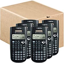 Scientific Calculator-TI-36X Pro-16-Digit LCD / 6 Pack photo