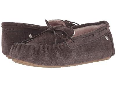 EMU Australia Kids Amity (Toddler/Little Kid/Big Kid) (Chocolate) Kids Shoes