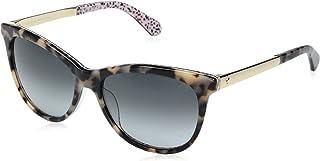 نظارة جيزيل جيزيلز الشمسية المربعة للنساء من كيت سبيد