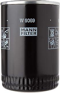 Original MANN FILTER Ölfilter W 9069 – Für PKW und Nutzfahrzeuge
