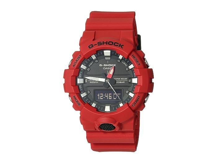G-Shock  GA-800 (Red) Watches