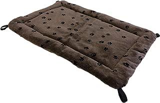 Kuranda Reversible Fleece Pad - Machine Washable - Quick Attachment - Extra Comfy - Soft Cuddle/Ultra-Plush Fleece
