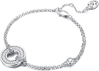 Best chain bracelet with diamonds Reviews