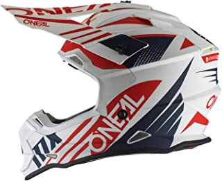 Best red white and blue dirt bike helmet Reviews